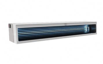 Lámparas UVC Luz Germicida Dispositivo para desinfección del aire por sistema de convección natural.