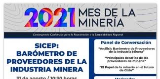 AIA finaliza Mes de la Minería con la presentación del Primer Barómetro de Proveedores de la Industria Minera