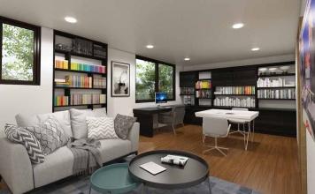 "Crece tendencia de comprar un departamento con ""oficina"" integrada"