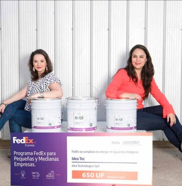 FedEx Express anuncia los ganadores del Programa FedEx para Pequeñas y Medianas Empresas en Chile