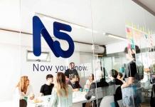 """N5: La fintech que crece a tasas del 500% anual y ya instaló """"su cerebro"""" en Chile"""