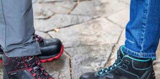 Seguridad laboral: Empresa chilena protege los pies de los trabajadores creando el calzado perfecto para labores de riesgo