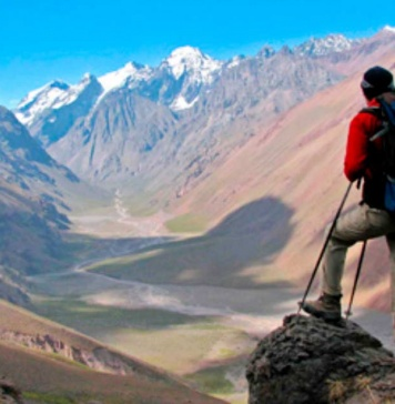Semana internacional de la montaña 2021 reunirá a destacados expertos para poner en valor la Cordillera de los andes