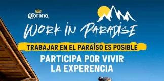 Work in Paradise de Cerveza Corona culmina con éxito y se espera su activación en otros mercados internacionales
