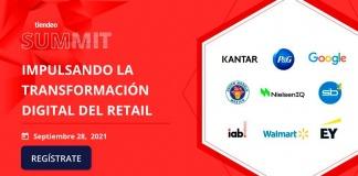 'Tiendeo Summit 2021': evento donde el retail y la transformación digital son los protagonistas