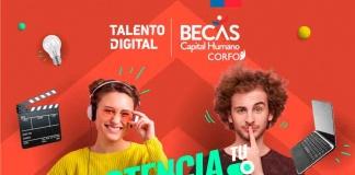 CORFO y talento digital abren 1.400 becas de especialización asociadas a tecnología, marketing e industria creativa