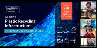 Chile ofrece inéditas oportunidades de inversión en infraestructura para el reciclaje del plástico