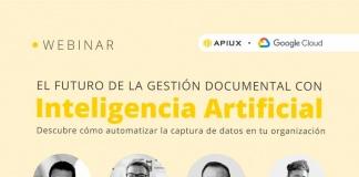 Expertos conversarán sobre el potencial de la inteligencia artificial en la gestión documental