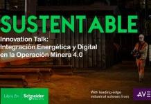 Innovation Talk: El evento para el futuro del sector minero en Latinoamérica