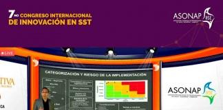 Seguridad, salud y trabajo: Prevsis participa en 7° congreso internacional de innovación en SST