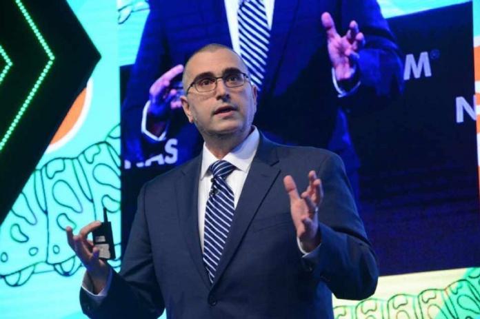 Vala Afshar, chief digital evangelist en Salesforce: