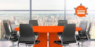 Vertiv Anuncia su segundo Vertiv orange table talk