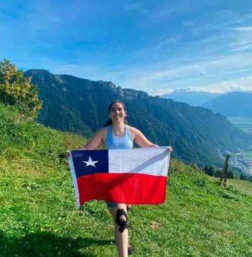 Joven chilena es la única Latinoamericana seleccionada para misión de astronautas análogos en Suiza