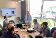 Prácticos de San Antonio comenzarán a usar nuevos dispositivos tecnológicos para maniobras más seguras