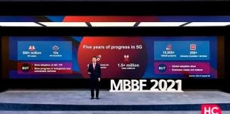 """Presidente rotativo de Huawei, Ken Hu: """"Crecimiento del 5G estará guiado por la realidad extendida, servicios B2B y soluciones verdes"""""""