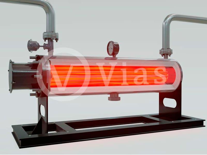 Soluciones para Calefacción de Líquidos
